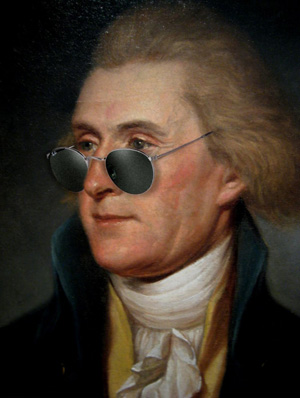 Cool Thomas Jefferson 2