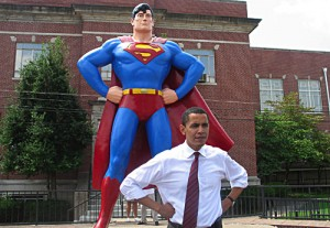 obama-superman